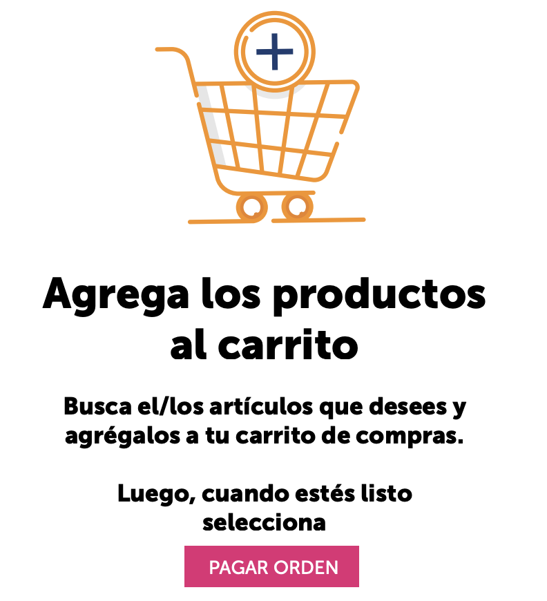 Agrega Productos
